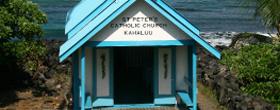 コナセントピータース教会
