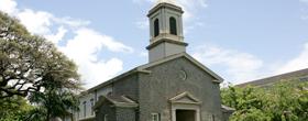 セントラルユニオン教会 中聖堂